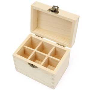 6枝- 松木精油盒