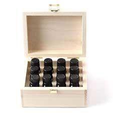 12枝-(松木)精油盒