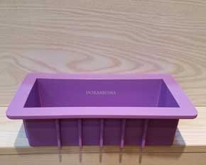 1KG加厚矽膠皂模(長方形)