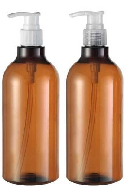 (250ml) 啡色PET瓶 (可配噴頭/泵頭/蝴蝶蓋)