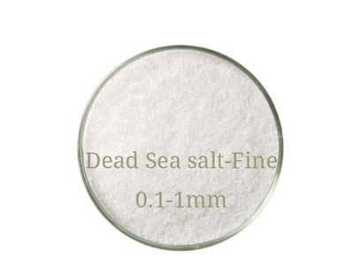 Natural Dead Sea Salt (Fine)  250g